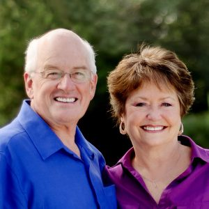 Pastor Frank and Gayle Griffith